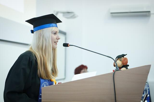 discurso agradecimiento graduacion universitaria